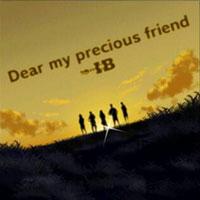 Dear my precious friend・ジャケット