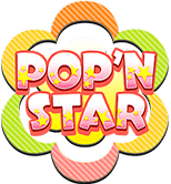 POP'N STAR・グループロゴ画像